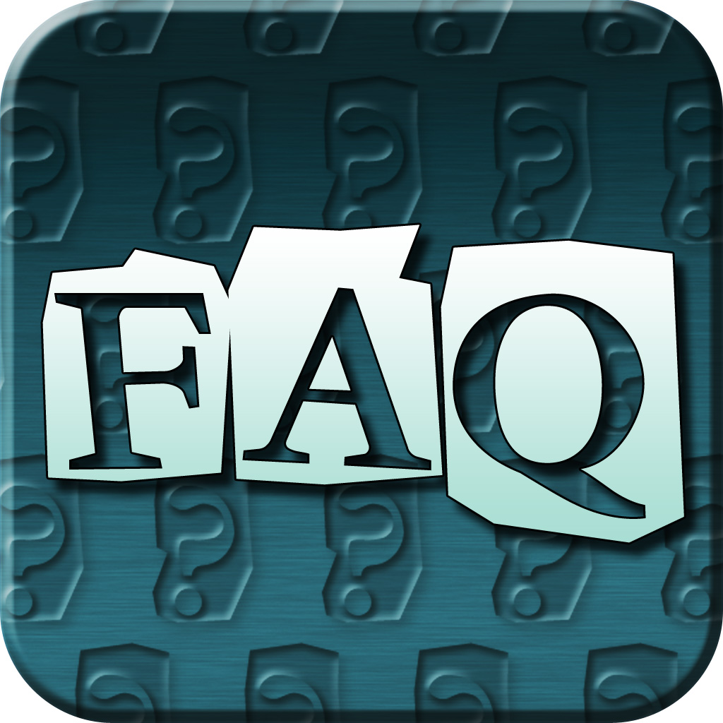 FAQ- Email Composer app icon