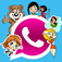 Stickers for WhatsApp, Viber, Line, Tango, Telegram, Chadder, Kik, Snapchat, Facebook, Twitter, Redd